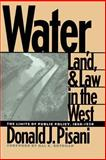 Water, Land and Law in the West 9780700611119