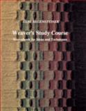 Weaver's Study Course, Else Regensteiner, 0887401120