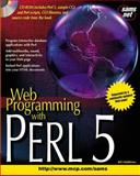 Web Programming with Perl 5 : Internet Programming with Perl, Middleton, William and Derg, Brian, 1575211122