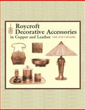 Roycroft Decorative Accessories in Copper and Leather, Elbert Hubbard, 0486421120