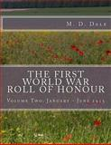 The First World War Roll of Honour, M. Dale, 1497381126