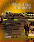 Technical Calculus with Analytic Geometry, Washington, Allyn J., 0201711125