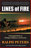 Lines of Fire, Ralph Peters, 0811711129