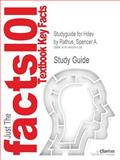 Studyguide for Hdev by Rathus, Spencer A., Cram101 Textbook Reviews, 1490241124
