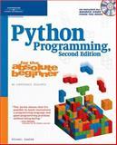 Python Programming for the Absolute Beginner, Dawson, Michael, 1598631128