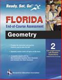Florida Geometry End-Of-Course Assessment, Rebecca Dayton, 0738611123