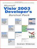 Visio 2003 Developer's Survival Pack, Wideman, Graham, 1412011124
