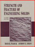 Strength and Fracture of Engineering Solids 9780138561130