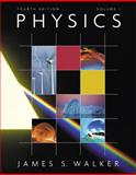 Physics Vol. 1, Walker, James S., 0321611136