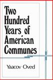 Two Hundred Years of American Communes 9780887381133