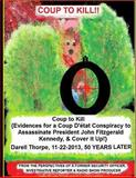 Coup to Kill, Darell D. Thorpe, 1493691139