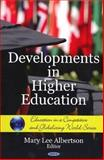 Developments in Higher Education, , 1608761134