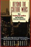 Beyond the Culture Wars, Gerald Graff, 0393311139