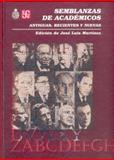 Semblanzas de Académicos : Antiguas, Recientes y Nuevas, Martínez, José Luis, 9681671139