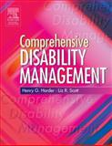Comprehensive Disability Management, Scott, Liz R. and Harder, Henry G., 0443101132