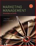 Marketing Management, Peter, J. Paul and Donnelly, James H., Jr., 0073381136