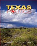 Texas Politics, Kraemer, Richard H. and Newell, Charldean, 0495501131