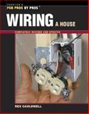 Wiring a House, Rex Cauldwell, 1561581135