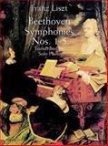Beethoven Symphonies, Franz Liszt, 0486401146