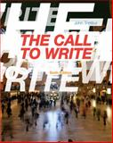 The Call to Write, Trimbur, John, 1133311148