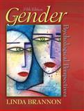 Gender : Psychological Perspectives, Brannon, 0205521142