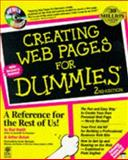 Creating Web Pages for Dummies, Smith, Bud E., 0764501143