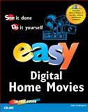 Easy Digital Home Movies, Jake Ludington, 0789731142