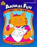 Animal Fun, School Zone Publishing Company Staff and Julie Orr, 0887431143