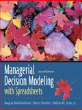 Managerial Decision Modeling with Spreadsheets, Balakrishnan, Nagraj and Render, Barry, 0131951149