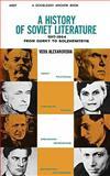 A History of Soviet Literature 9780837161143
