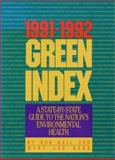 The 1991-1992 Green Index, Institute for Southern Studies Staff and Bob Hall, 1559631147