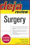Deja Review Surgery, Tevar, Amit D. and King, Scott, 0071481141