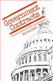 Government Contracts, Herman R. Holtz, 0306401142