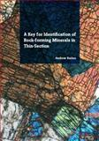 A Key for Identification of Rock-Forming Minerals in Thin Section, Barker, Andrew J., 1138001147