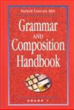Glencoe Language Arts, Grade 7, Grammar and Composition Handbook, McGraw-Hill Staff, 0078251141