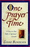 One Prayer at a Time, Lynne Bundesen, 0684811146