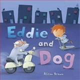 Eddie and Dog, Alison Brown, 1623701147