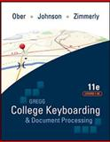 GREGG COLLEGE KEYBOARDING & DOCUMENT PROCESSING (GDP11) MICROSOFT WORD 2016 MANUAL KIT 1 11th Edition