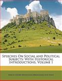 Speeches on Social and Political Subjects, Henry Brougham, 1143461142