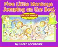 Five Little Monkeys Jumping on the Bed Book and Cassette, Eileen Christelow, 0395601150