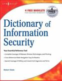 Dictionary of Information Security, Slade, Robert, 1597491152