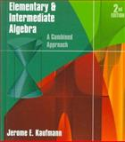 Elementary and Intermediate Algebra 9780534351151
