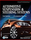 Automotive Suspension & Steering Systems (Classroom Manual) 5th Edition