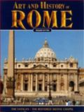 The Art and History of Rome, Fabio Boldrini, 8880291157