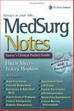 MedSurg Notes : Nurse's Clinical Pocket Guide, Myers, Ehren, 0803611153