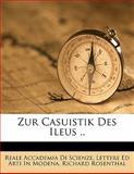 Zur Casuistik des Ileus, Richard Rosenthal, 1149671157