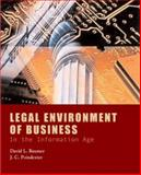 Legal Environment of Business in the Information Age, Baumer, David Lee and Poindexter, J. Carl, 0072441151