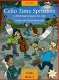 Cello Time Sprinters + CD, , 0193221152
