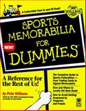 Sports Memorabilia for Dummies 9780764551154