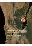 Administrative Practices of AEE Accredited Programs, Hirsch, Jude and Sugerman, Deb, 0929361156
